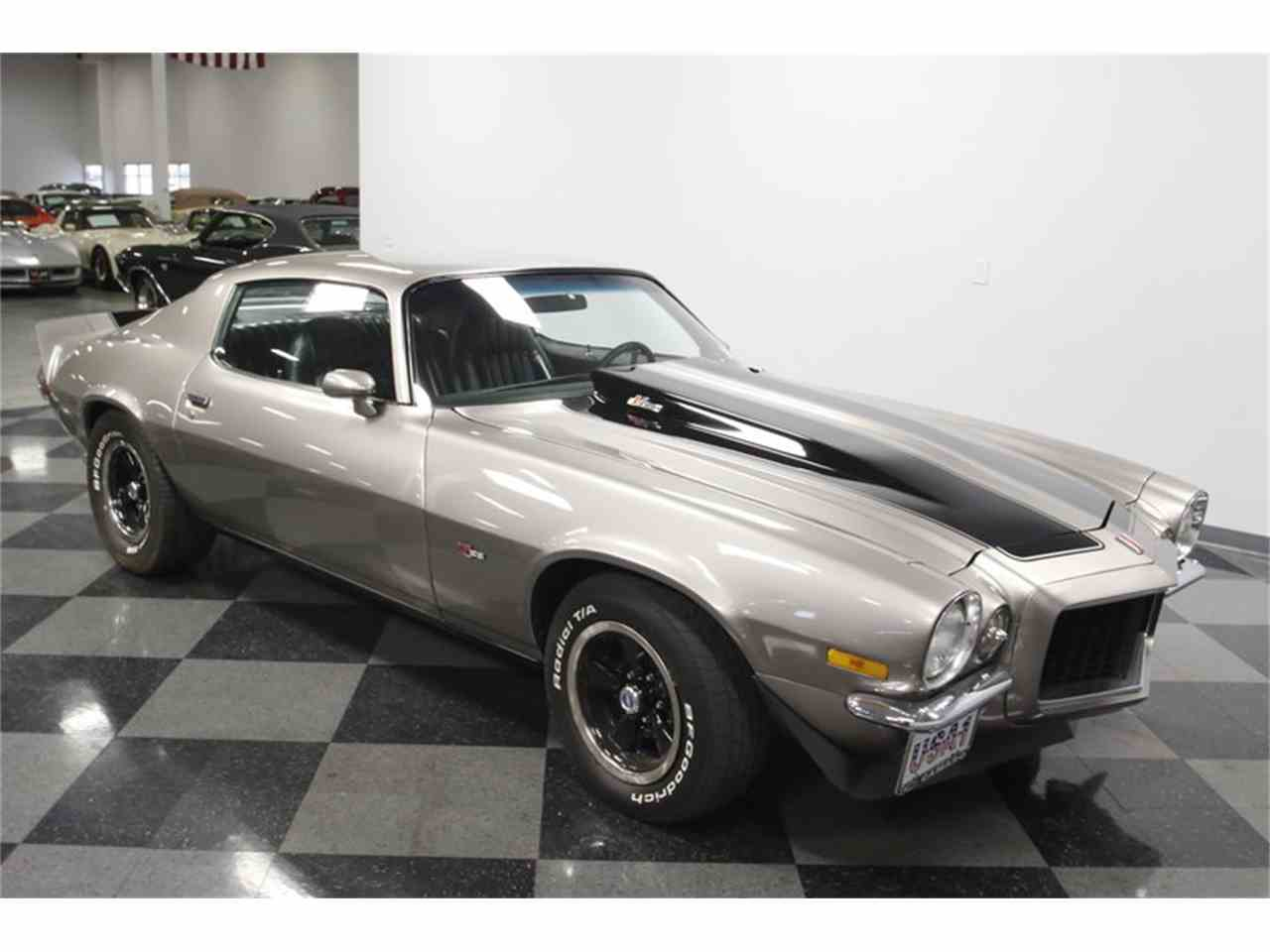 Large Picture of Classic '72 Chevrolet Camaro - $37,995.00 - MZJ6