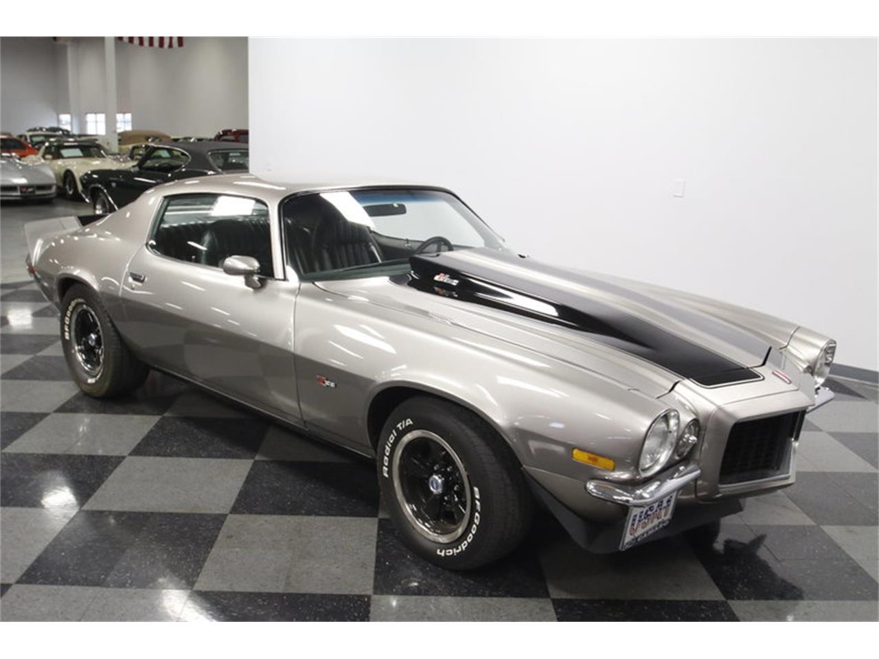 Large Picture of 1972 Chevrolet Camaro located in Concord North Carolina Offered by Streetside Classics - Charlotte - MZJ6