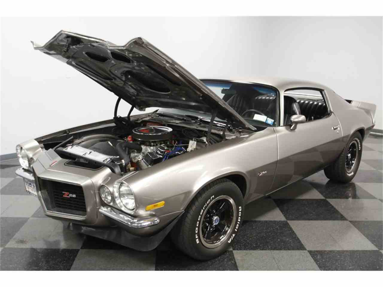 Large Picture of 1972 Camaro located in Concord North Carolina - $37,995.00 Offered by Streetside Classics - Charlotte - MZJ6
