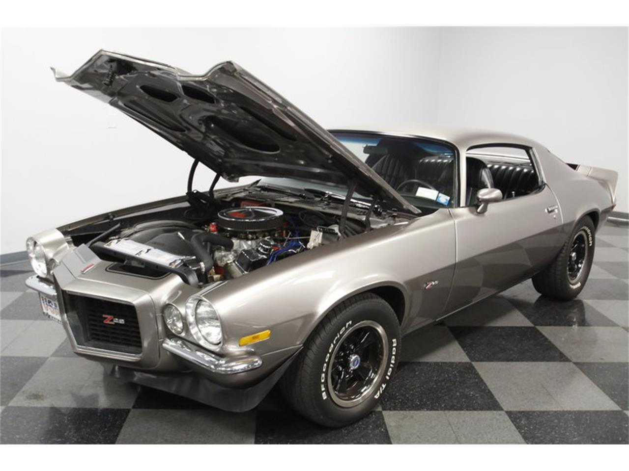 Large Picture of '72 Camaro Offered by Streetside Classics - Charlotte - MZJ6