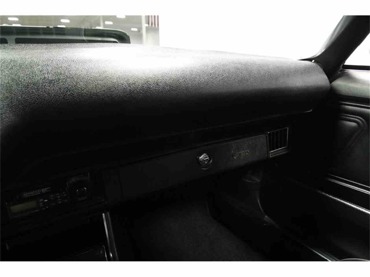 Large Picture of Classic '72 Camaro located in Concord North Carolina - MZJ6