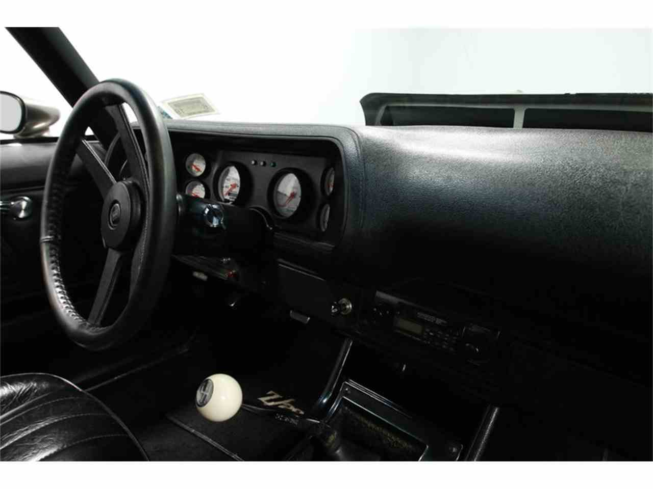 Large Picture of '72 Chevrolet Camaro - $37,995.00 - MZJ6