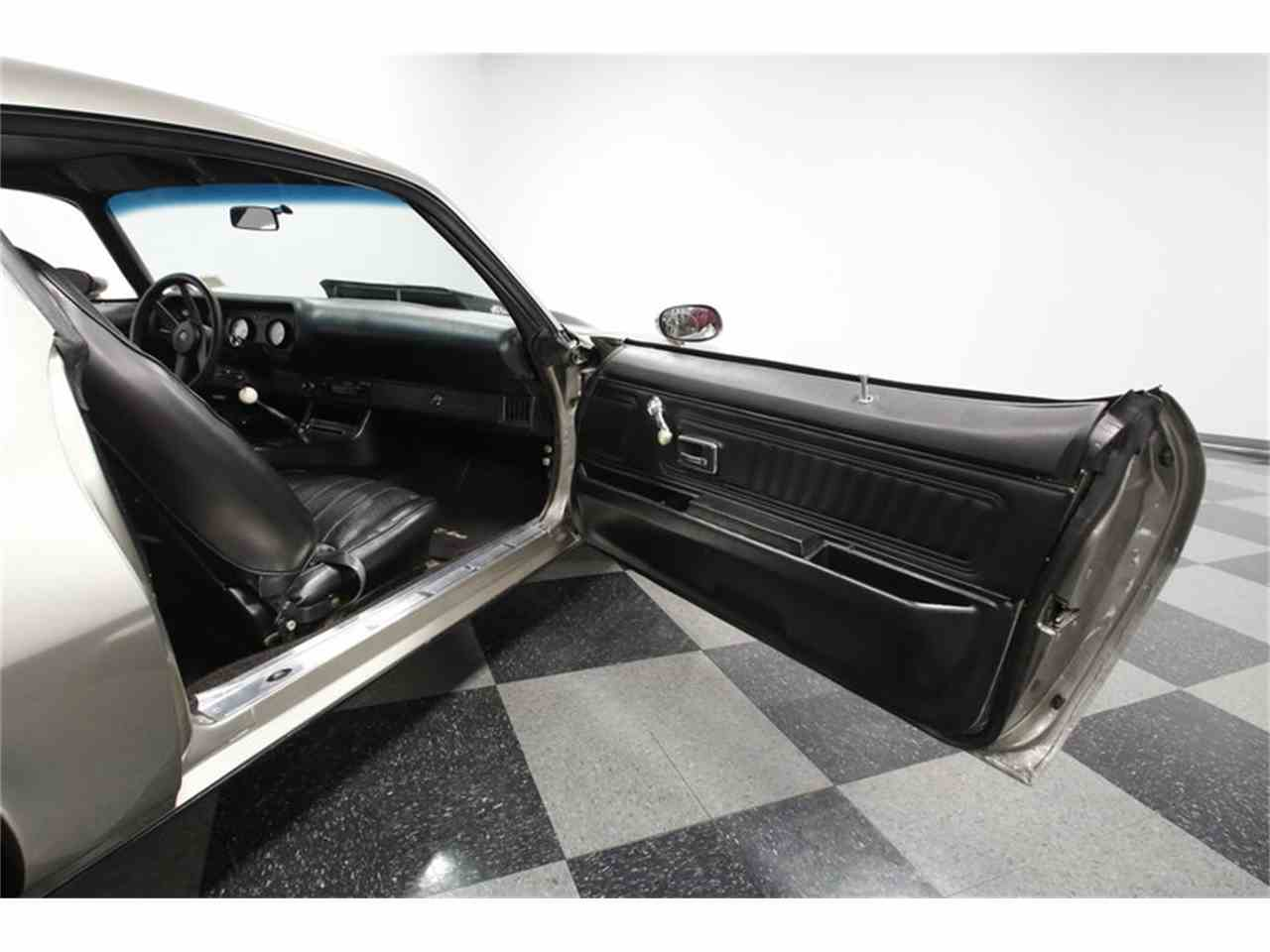 Large Picture of 1972 Chevrolet Camaro located in North Carolina - $37,995.00 Offered by Streetside Classics - Charlotte - MZJ6
