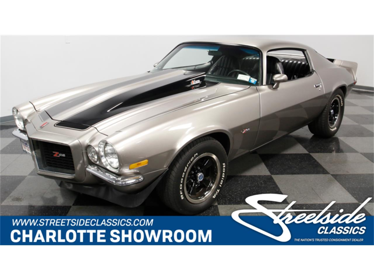 Large Picture of Classic '72 Camaro located in Concord North Carolina - $34,995.00 Offered by Streetside Classics - Charlotte - MZJ6