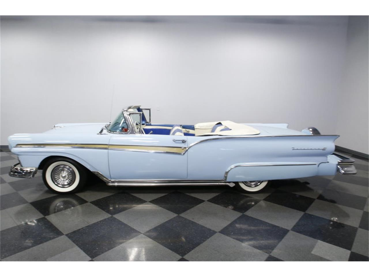 Large Picture of 1957 Fairlane located in North Carolina - $39,995.00 Offered by Streetside Classics - Charlotte - MZJ8