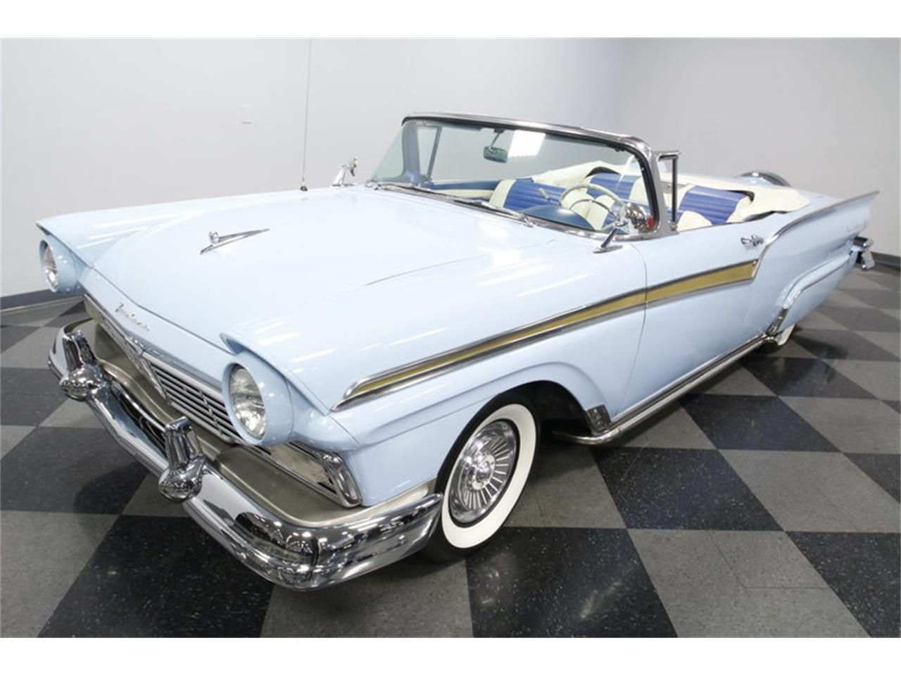 Large Picture of '57 Fairlane located in North Carolina Offered by Streetside Classics - Charlotte - MZJ8