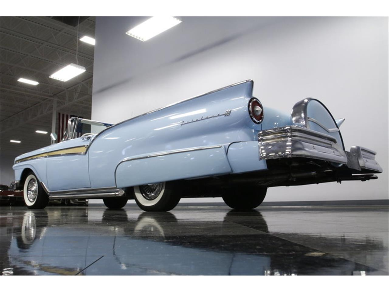 Large Picture of '57 Fairlane located in Concord North Carolina Offered by Streetside Classics - Charlotte - MZJ8