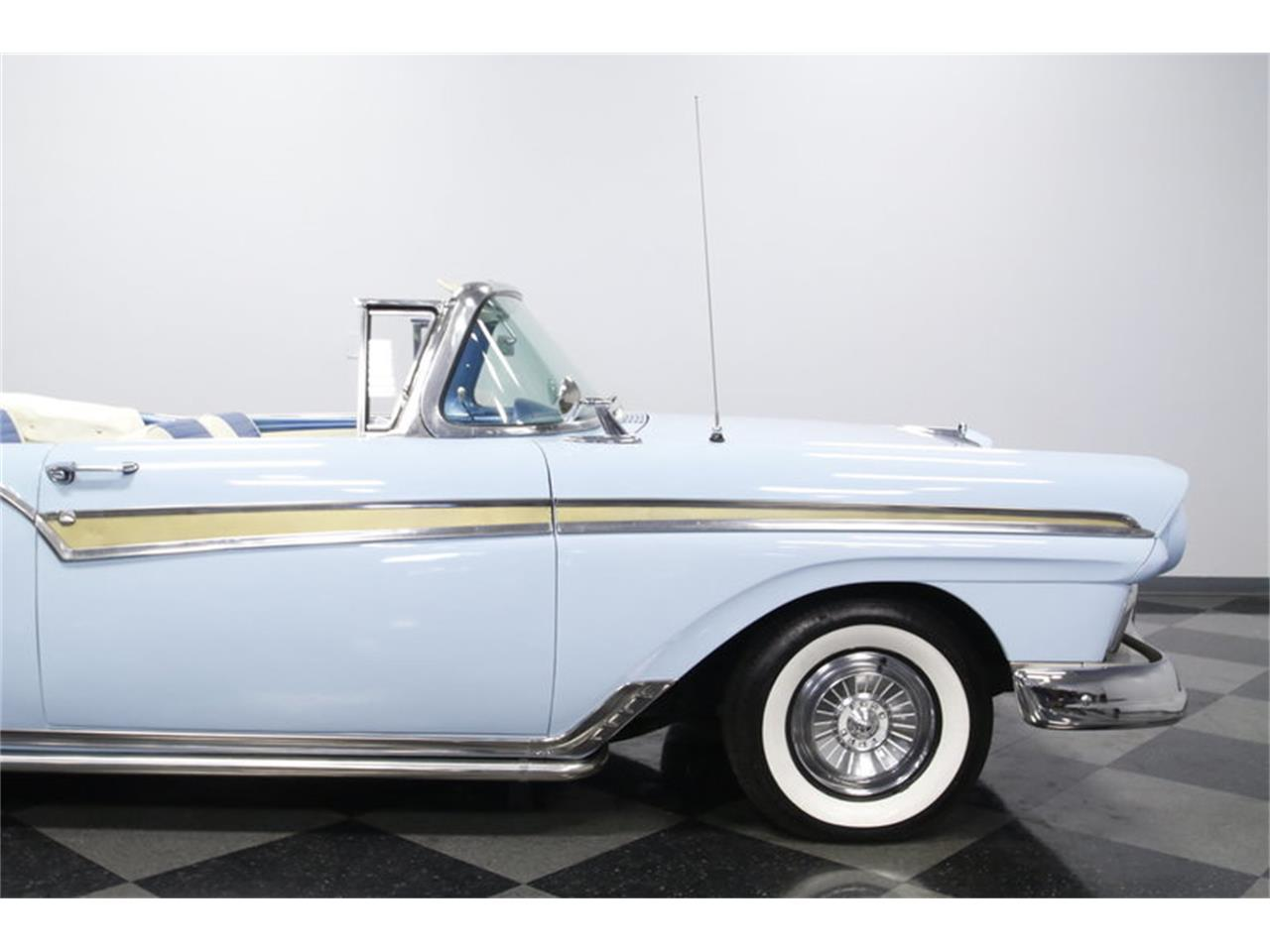 Large Picture of Classic '57 Ford Fairlane Offered by Streetside Classics - Charlotte - MZJ8