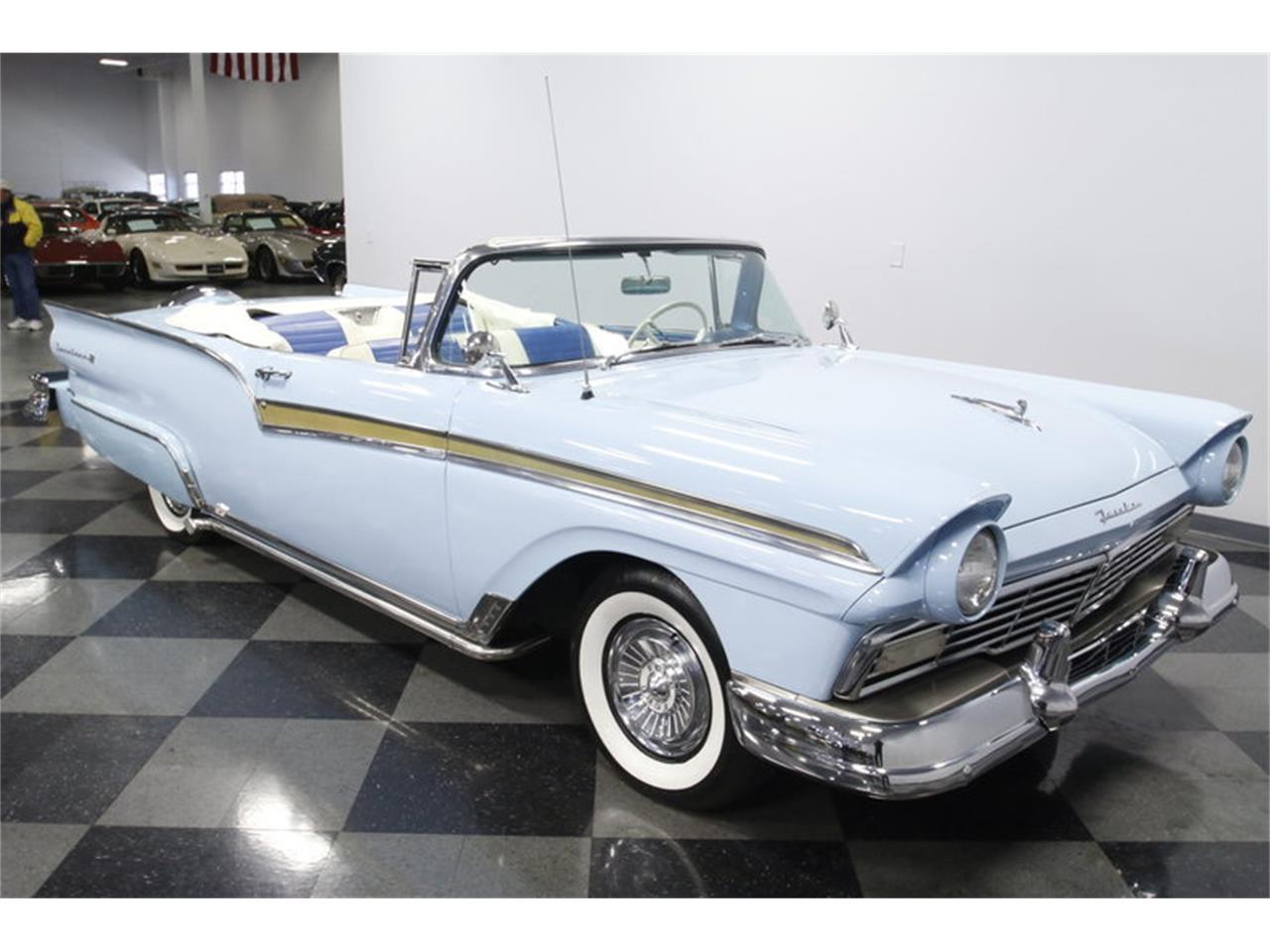 Large Picture of Classic '57 Ford Fairlane located in North Carolina Offered by Streetside Classics - Charlotte - MZJ8
