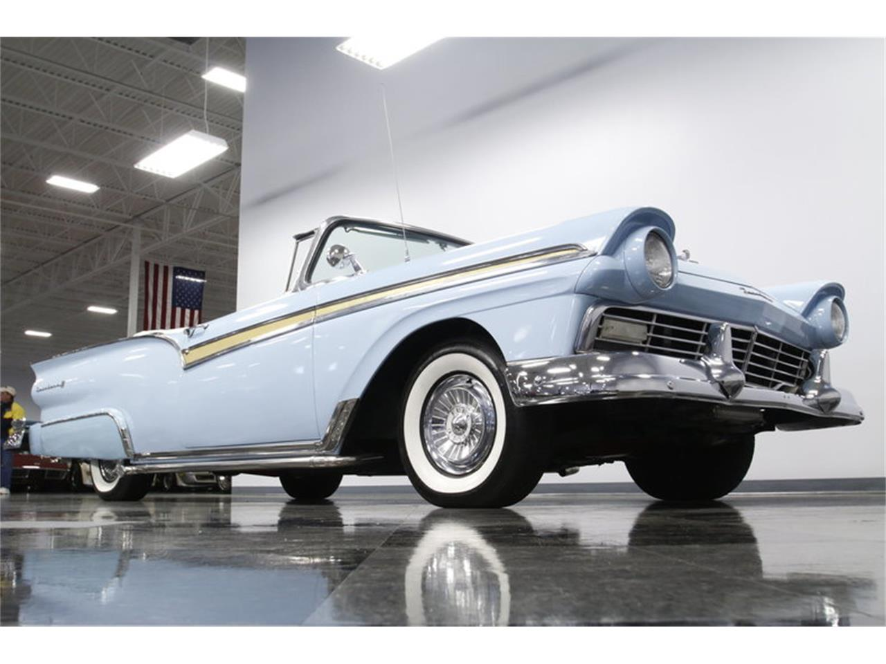 Large Picture of Classic 1957 Fairlane located in North Carolina Offered by Streetside Classics - Charlotte - MZJ8