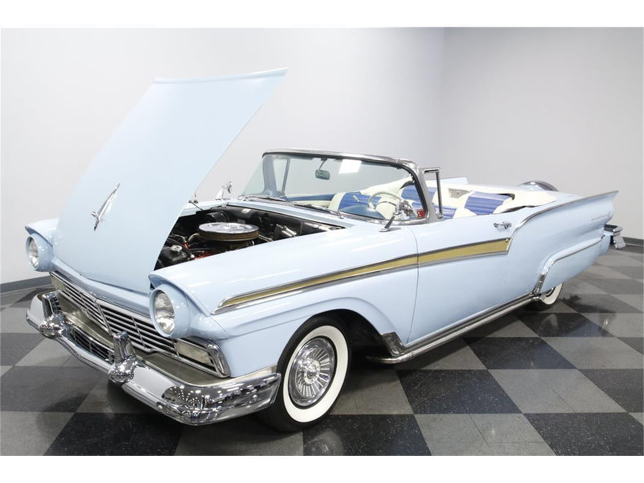 Large Picture of 1957 Fairlane Offered by Streetside Classics - Charlotte - MZJ8