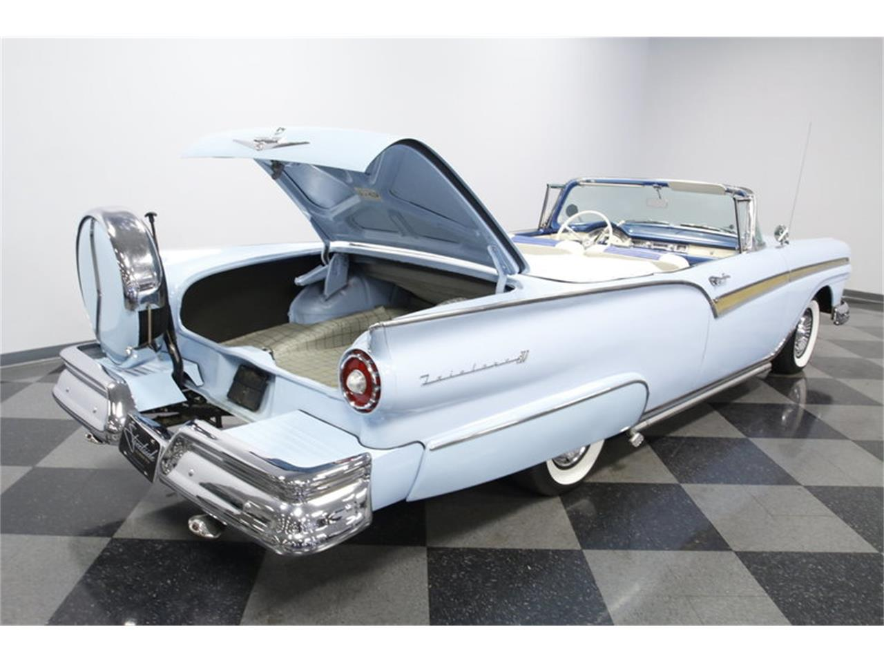 Large Picture of '57 Ford Fairlane located in Concord North Carolina - $39,995.00 - MZJ8