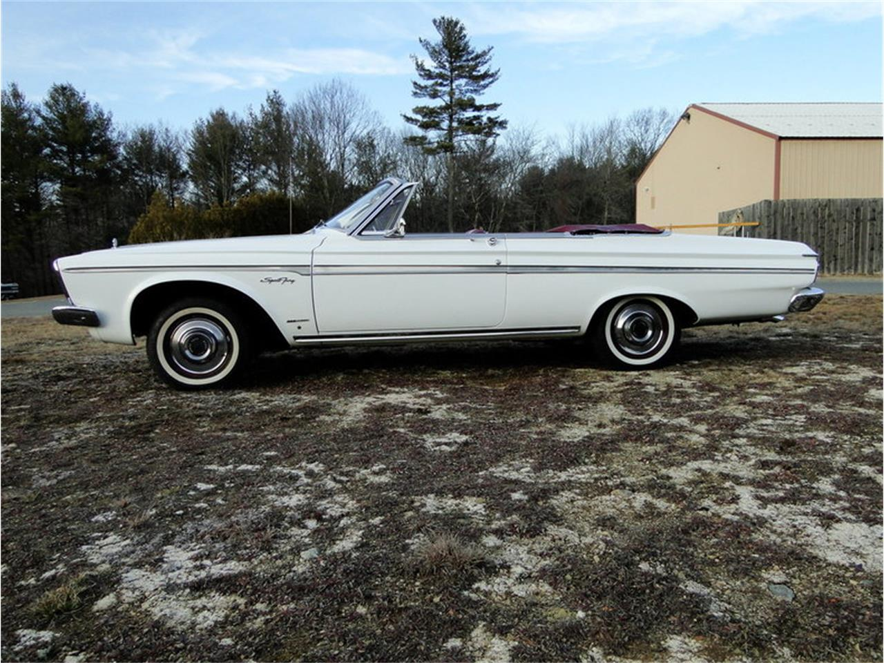 Large Picture of '63 Sport Fury - MZJ9