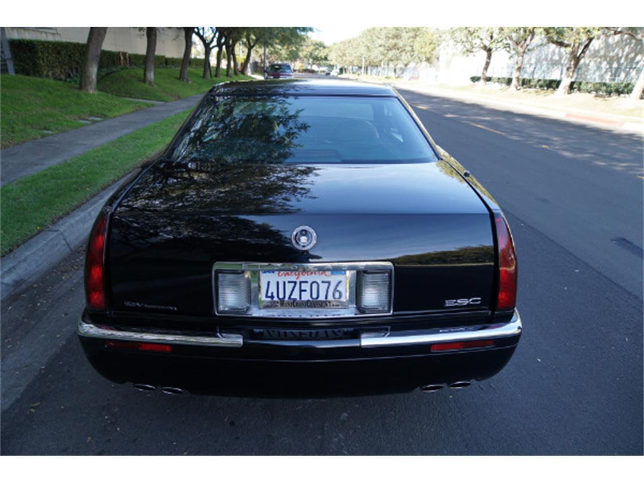 Large Picture of 2002 Cadillac Eldorado Auction Vehicle - MZJA
