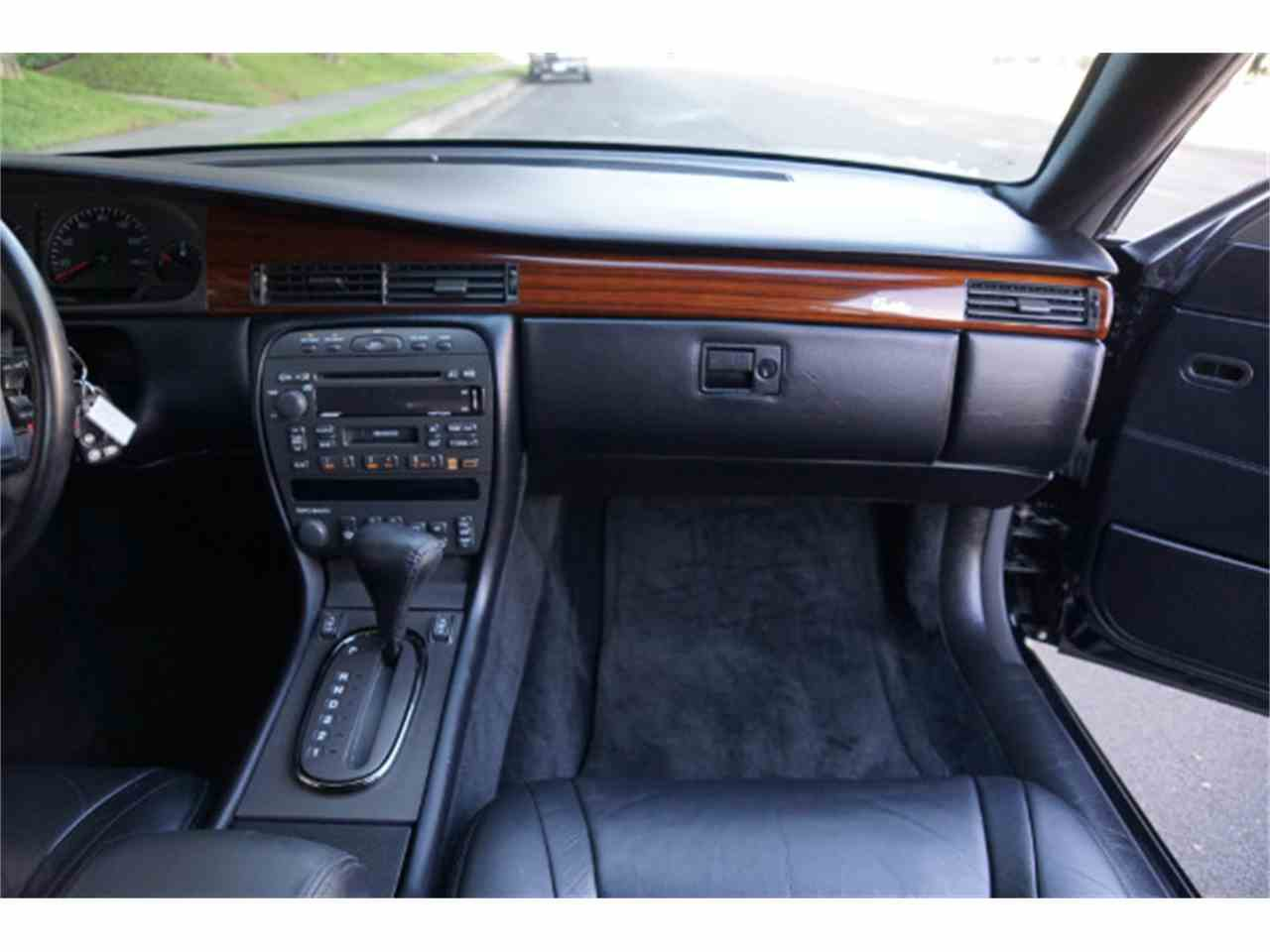 Large Picture of 2002 Cadillac Eldorado Auction Vehicle Offered by West Coast Classics - MZJA