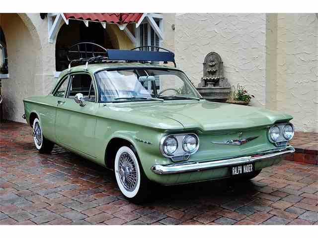 Picture of '60 Corvair - MZJB