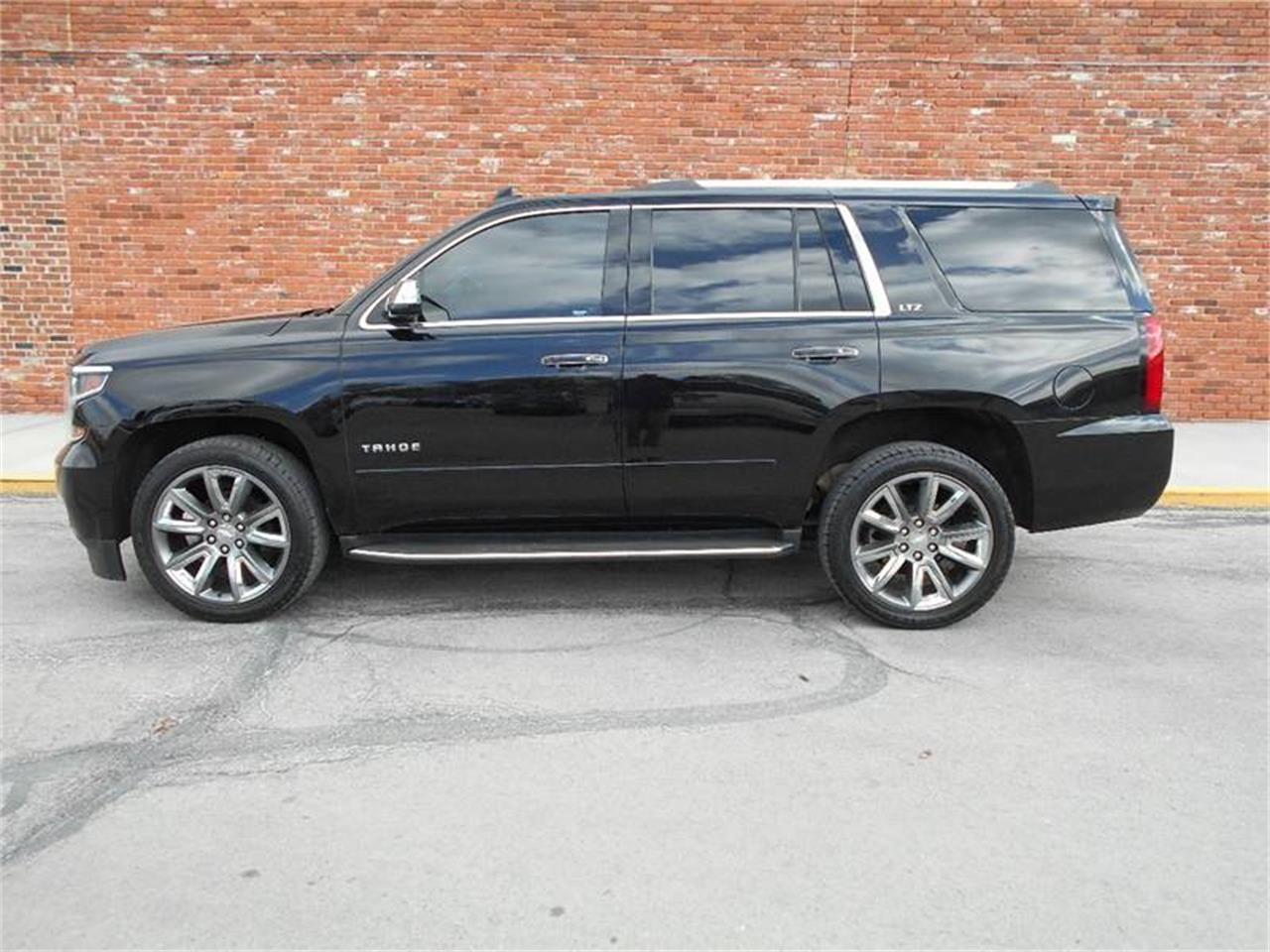 Large Picture of 2015 Tahoe Offered by All American Auto Mart Inc - MZJC