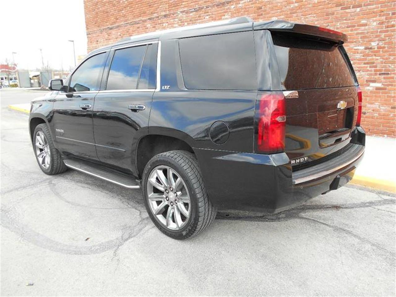Large Picture of 2015 Chevrolet Tahoe located in Olathe Kansas Offered by All American Auto Mart Inc - MZJC