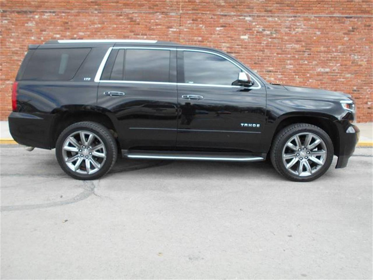 Large Picture of 2015 Tahoe located in Olathe Kansas Offered by All American Auto Mart Inc - MZJC