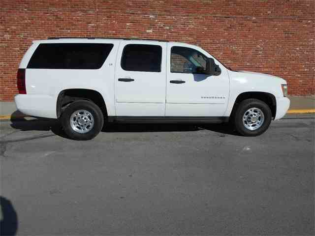 Picture of '07 Suburban - MZJE