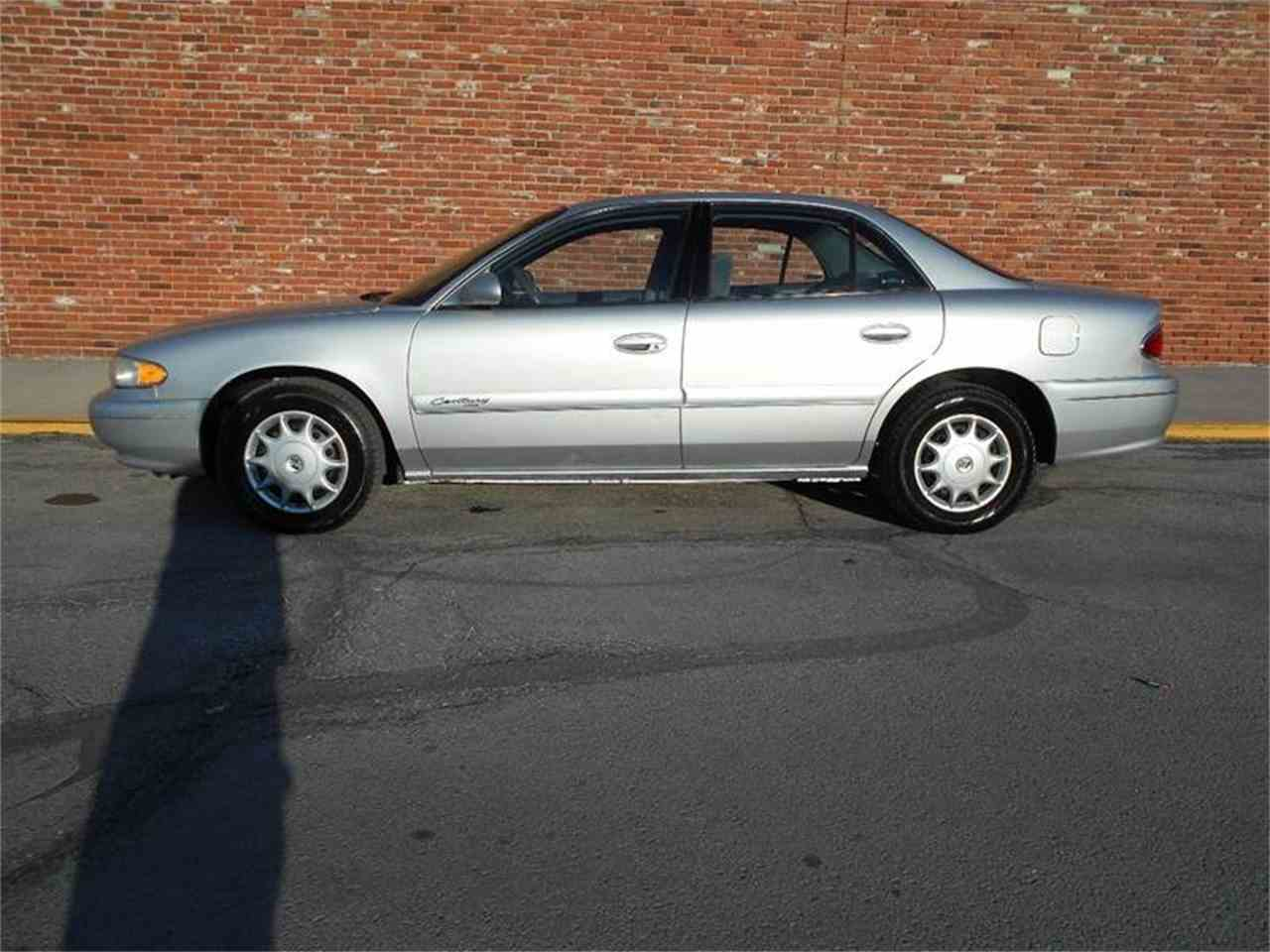 Large Picture of '02 Buick Century - MZJH