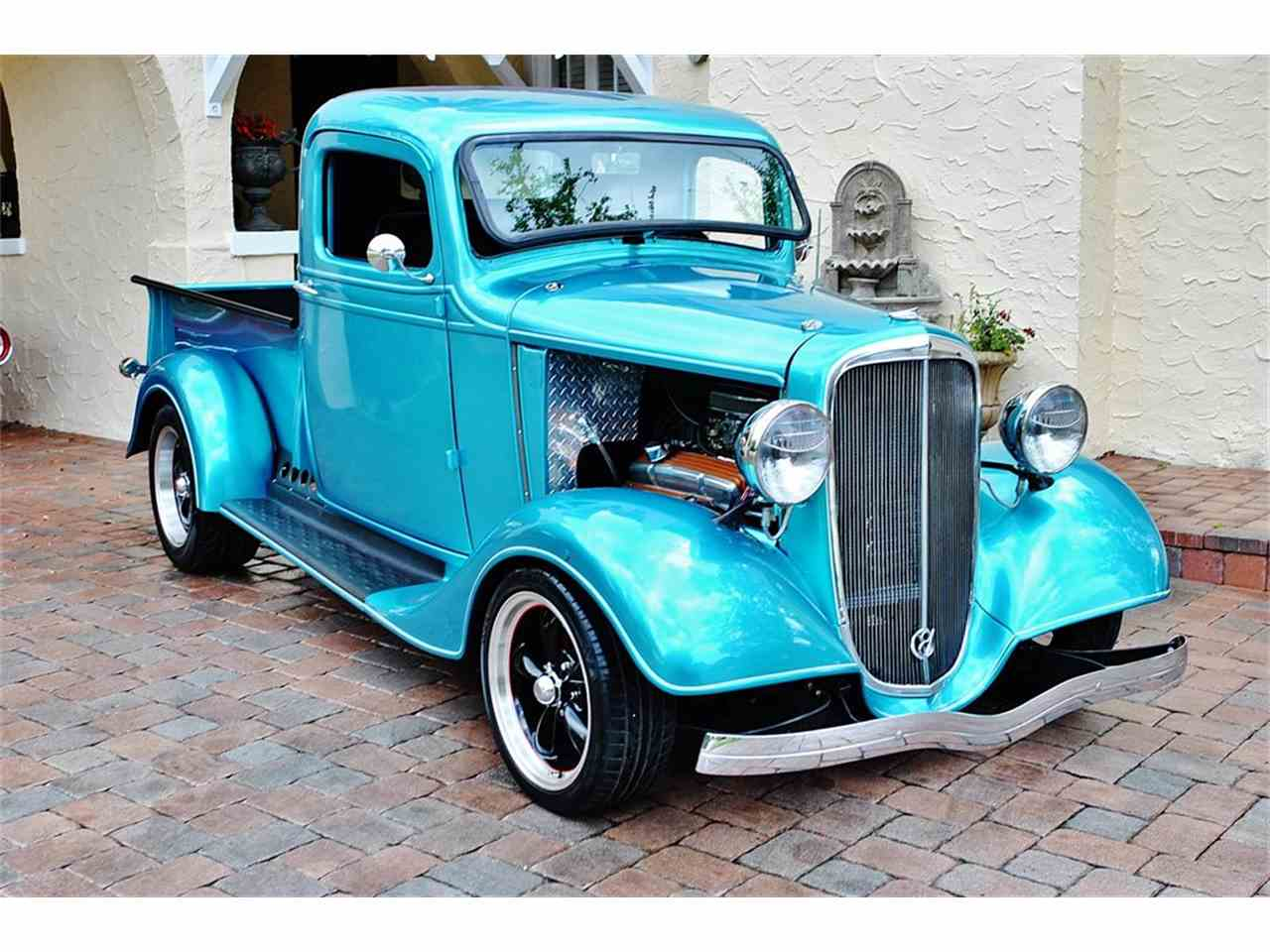 Large Picture of '36 Pickup - MZJJ