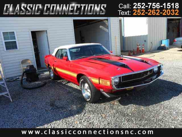 Picture of '70 Ford Mustang located in Greenville North Carolina - $79,995.00 - MXT6