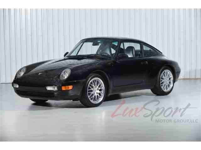 Picture of 1997 993 Carrera 2 Coupe - $72,995.00 Offered by LuxSport Motor Group, LLC - MZJV