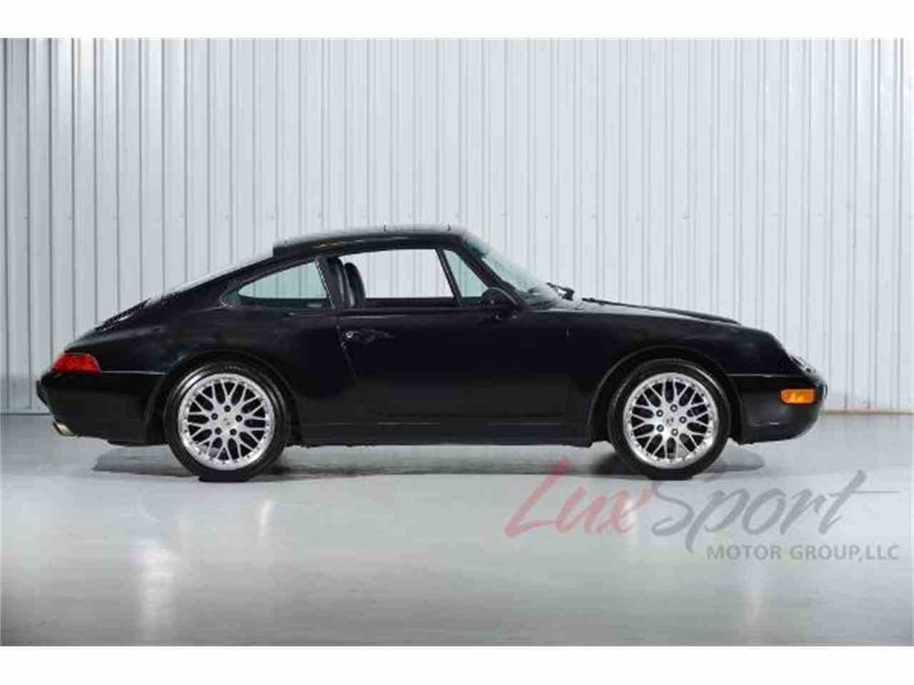 Large Picture of '97 993 Carrera 2 Coupe - MZJV