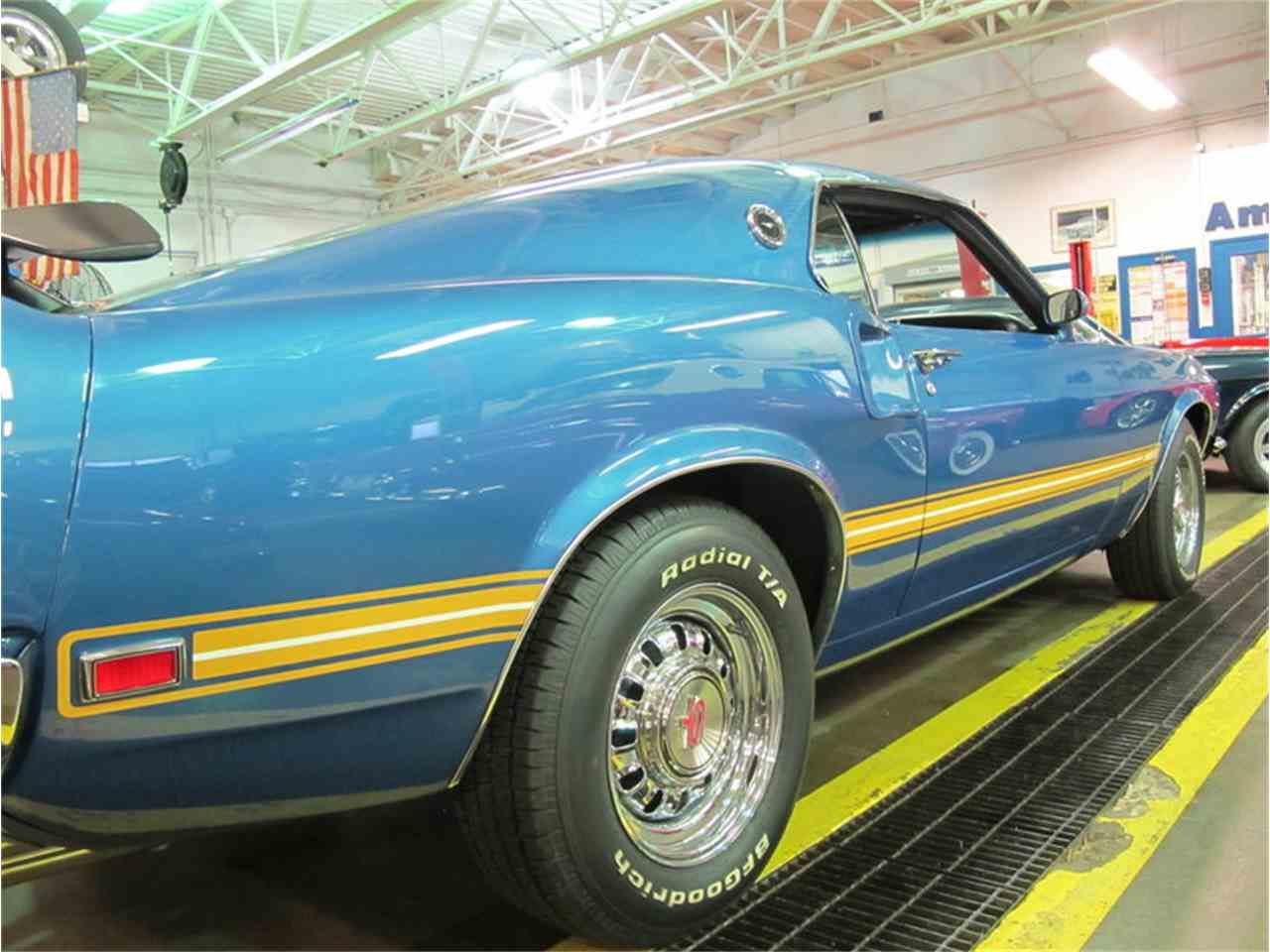 Large Picture of '69 Mustang Mach 1 - MZJY