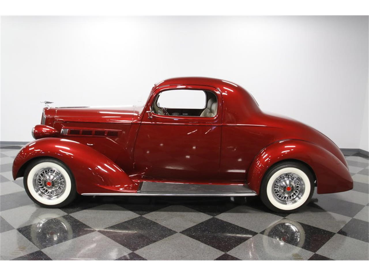 Large Picture of 1937 Packard 115 located in North Carolina - $74,995.00 - MZJZ