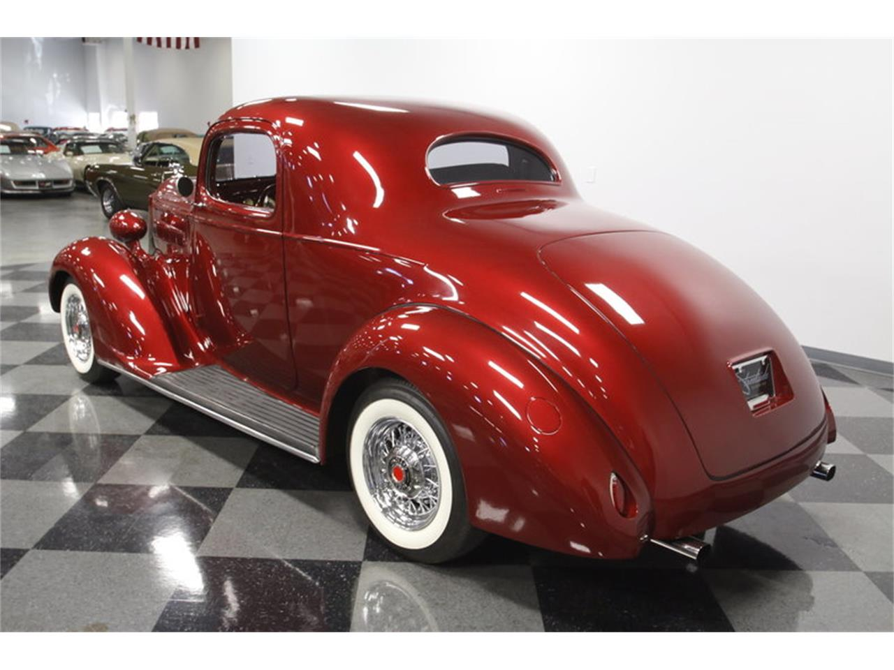 Large Picture of 1937 Packard 115 located in Concord North Carolina - MZJZ