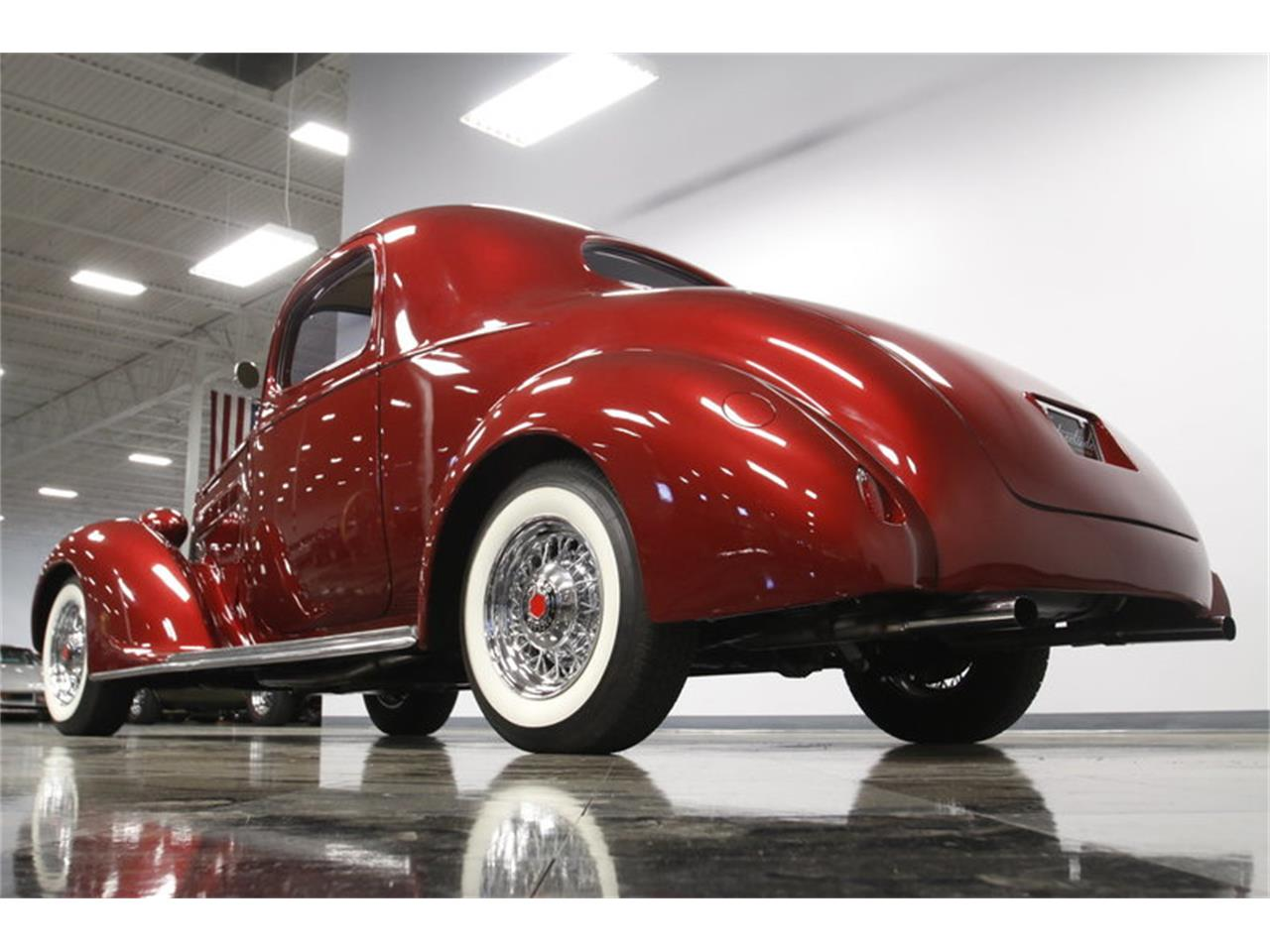 Large Picture of '37 Packard 115 - MZJZ