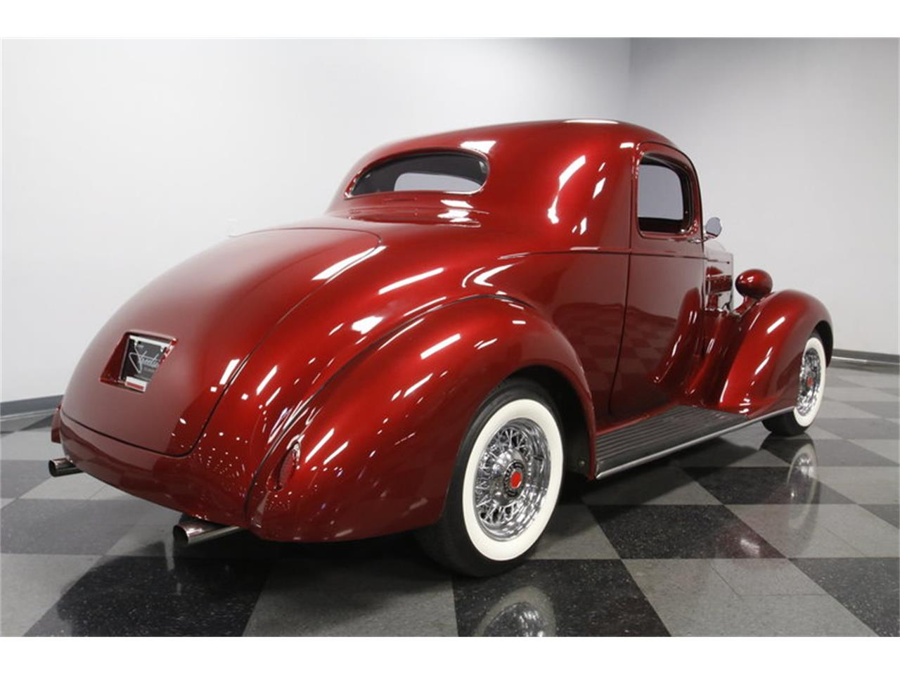 Large Picture of Classic 1937 Packard 115 - $74,995.00 Offered by Streetside Classics - Charlotte - MZJZ