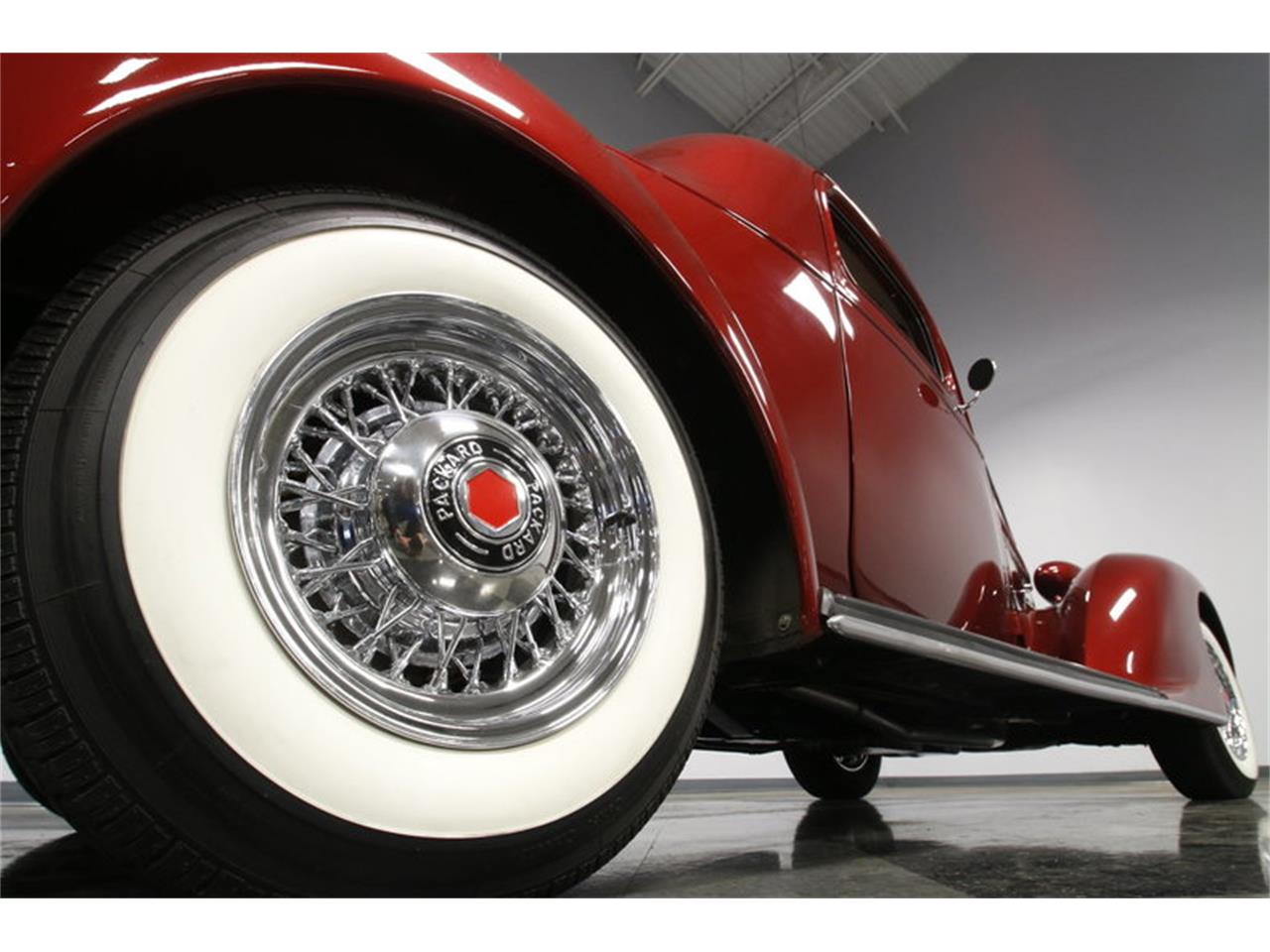 Large Picture of Classic '37 Packard 115 located in North Carolina - $74,995.00 Offered by Streetside Classics - Charlotte - MZJZ