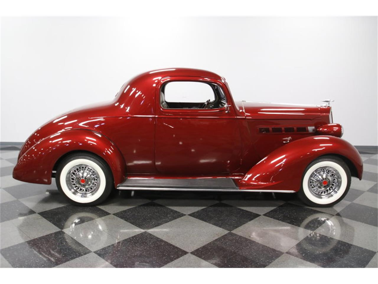 Large Picture of Classic '37 Packard 115 - $74,995.00 - MZJZ