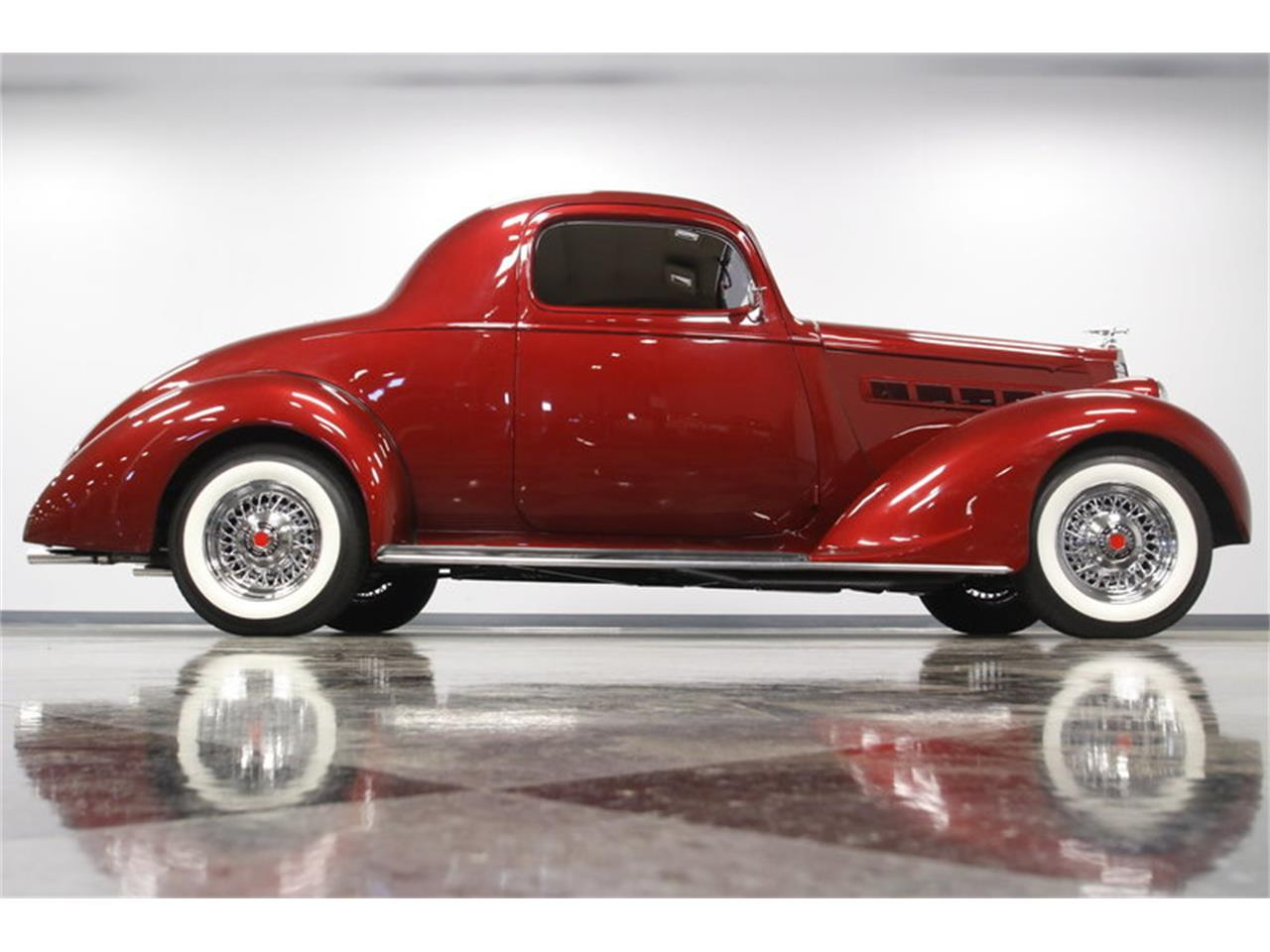 Large Picture of Classic '37 115 Offered by Streetside Classics - Charlotte - MZJZ