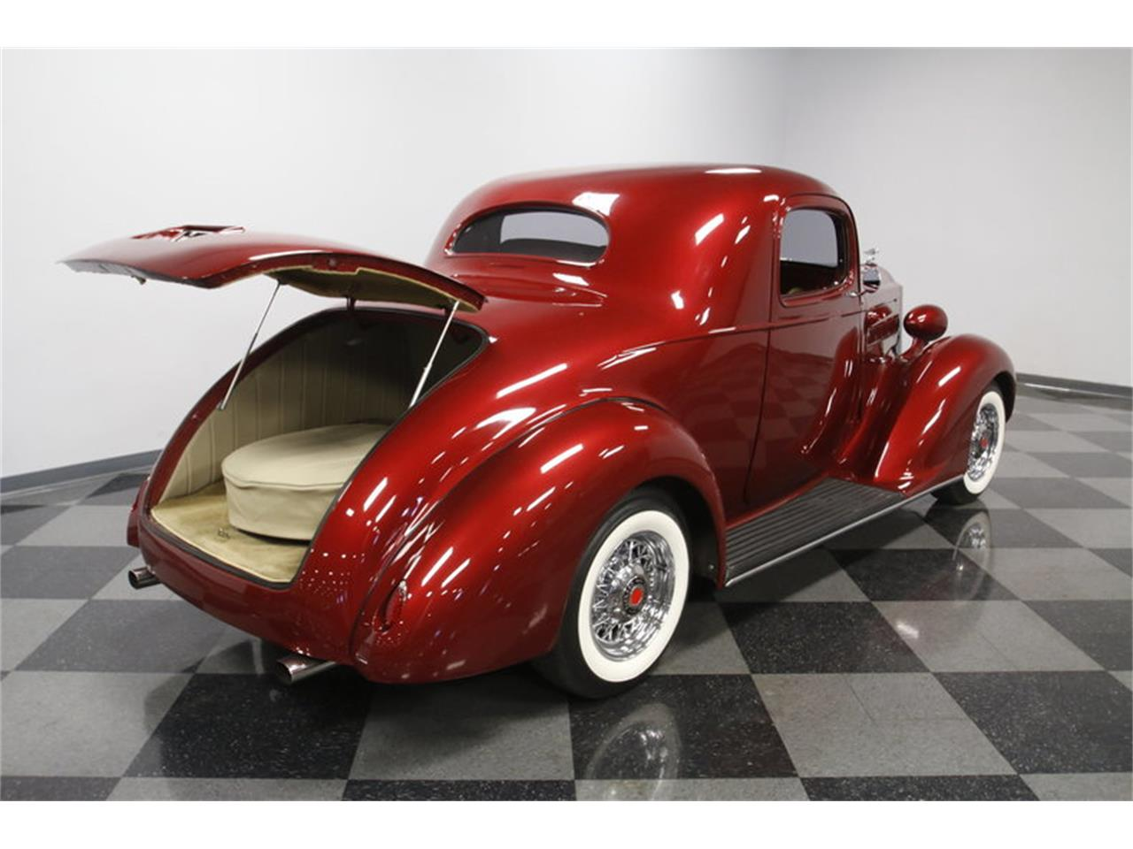 Large Picture of Classic 1937 Packard 115 located in Concord North Carolina - $74,995.00 - MZJZ