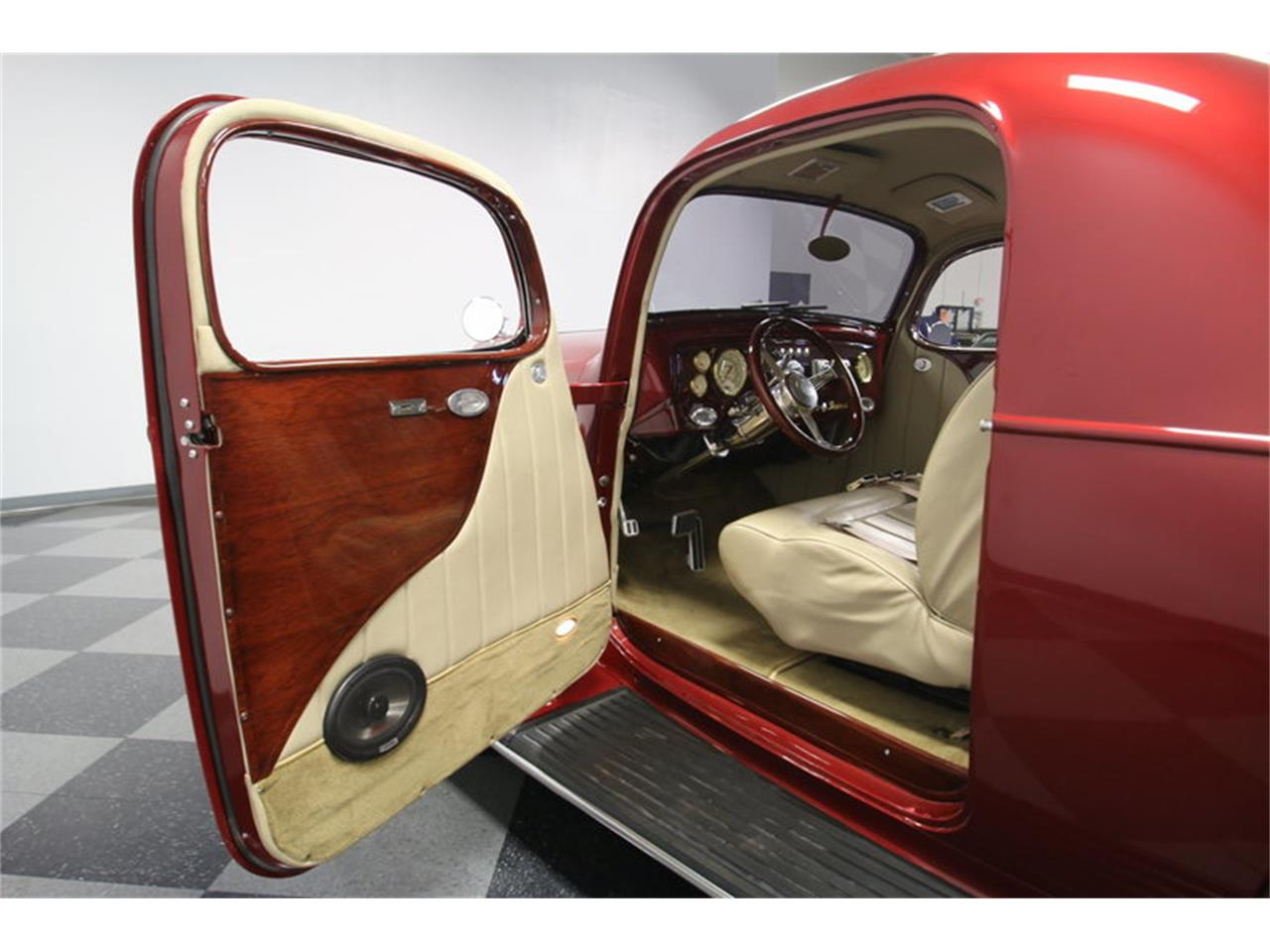 Large Picture of Classic 1937 Packard 115 located in North Carolina Offered by Streetside Classics - Charlotte - MZJZ