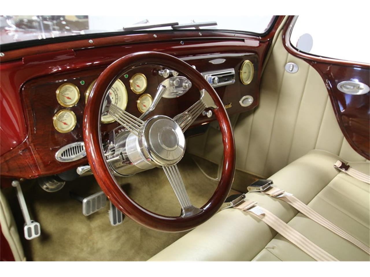 Large Picture of Classic '37 115 - $74,995.00 Offered by Streetside Classics - Charlotte - MZJZ