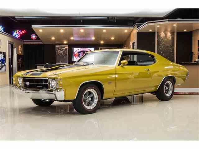 Picture of Classic 1971 Chevelle located in Michigan Offered by Vanguard Motor Sales - MZK2