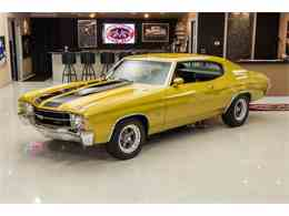 Picture of Classic '71 Chevrolet Chevelle Offered by Vanguard Motor Sales - MZK2