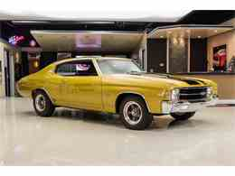 Picture of Classic 1971 Chevrolet Chevelle located in Plymouth Michigan - $54,900.00 - MZK2