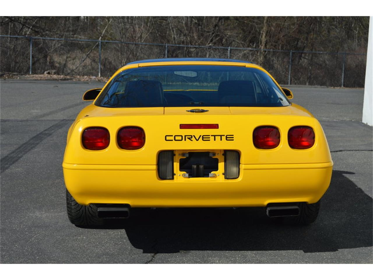 Large Picture of 1993 Chevrolet Corvette Offered by Mutual Enterprises Inc. - MZK6