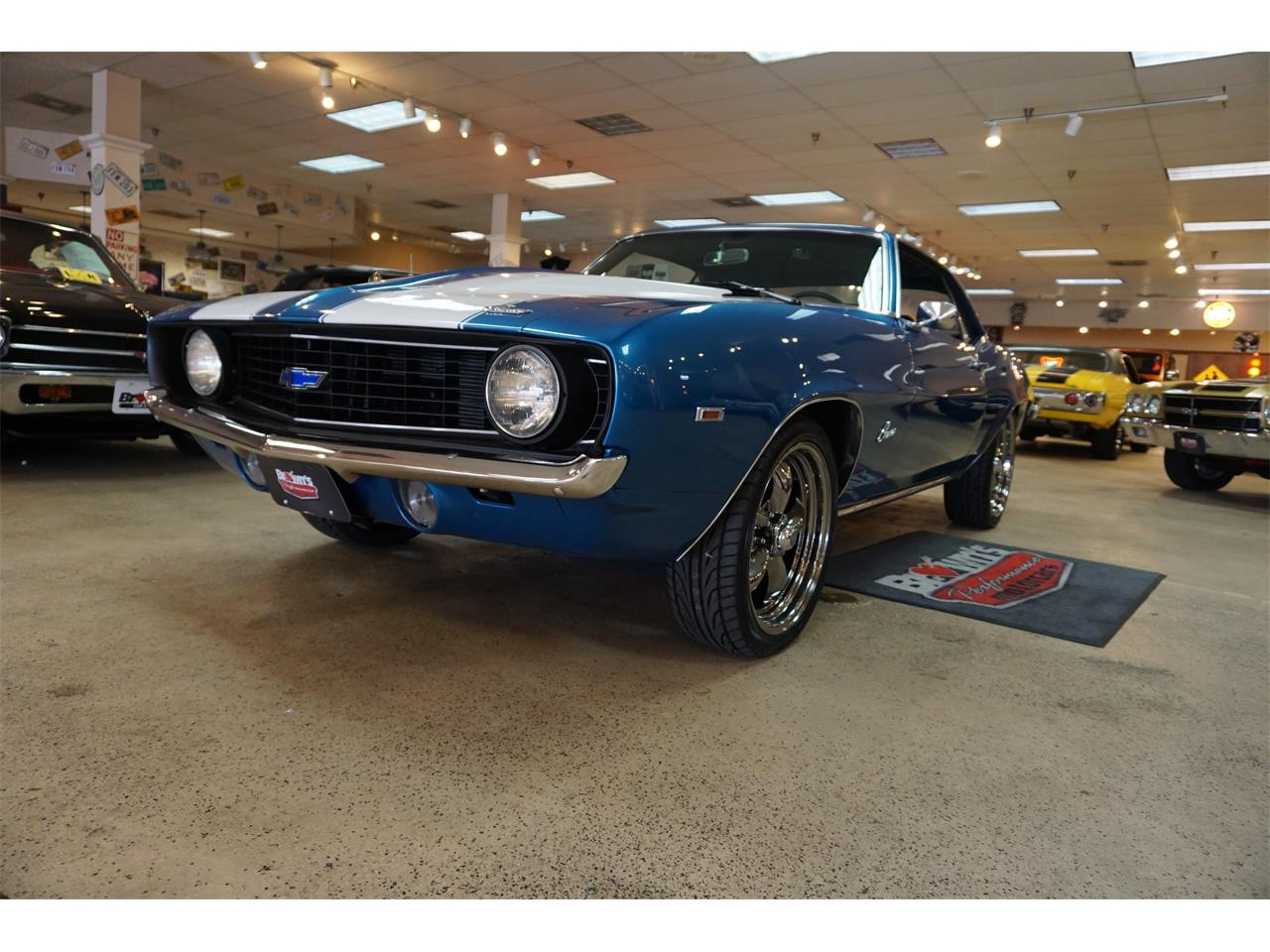 Large Picture of 1969 Camaro Offered by Brown's Performance Motorcars - MZK8