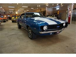 Picture of Classic '69 Chevrolet Camaro located in Glen Burnie Maryland - $32,900.00 Offered by Brown's Performance Motorcars - MZK8