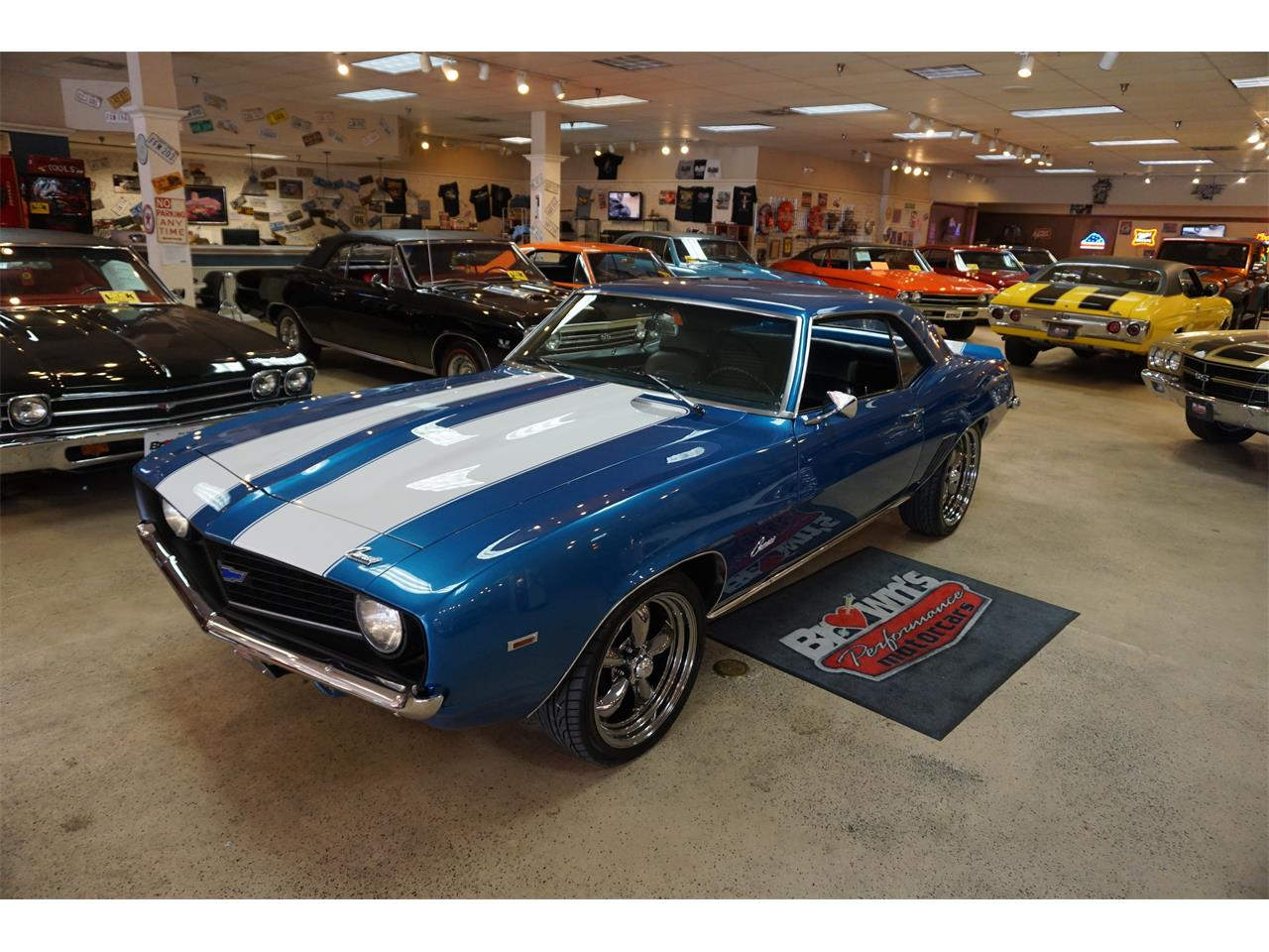 Large Picture of Classic '69 Chevrolet Camaro located in Glen Burnie Maryland - $32,900.00 - MZK8