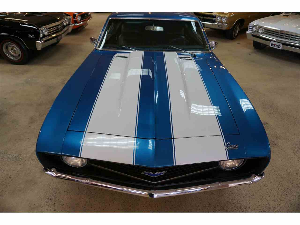 Large Picture of '69 Chevrolet Camaro located in Glen Burnie Maryland - MZK8