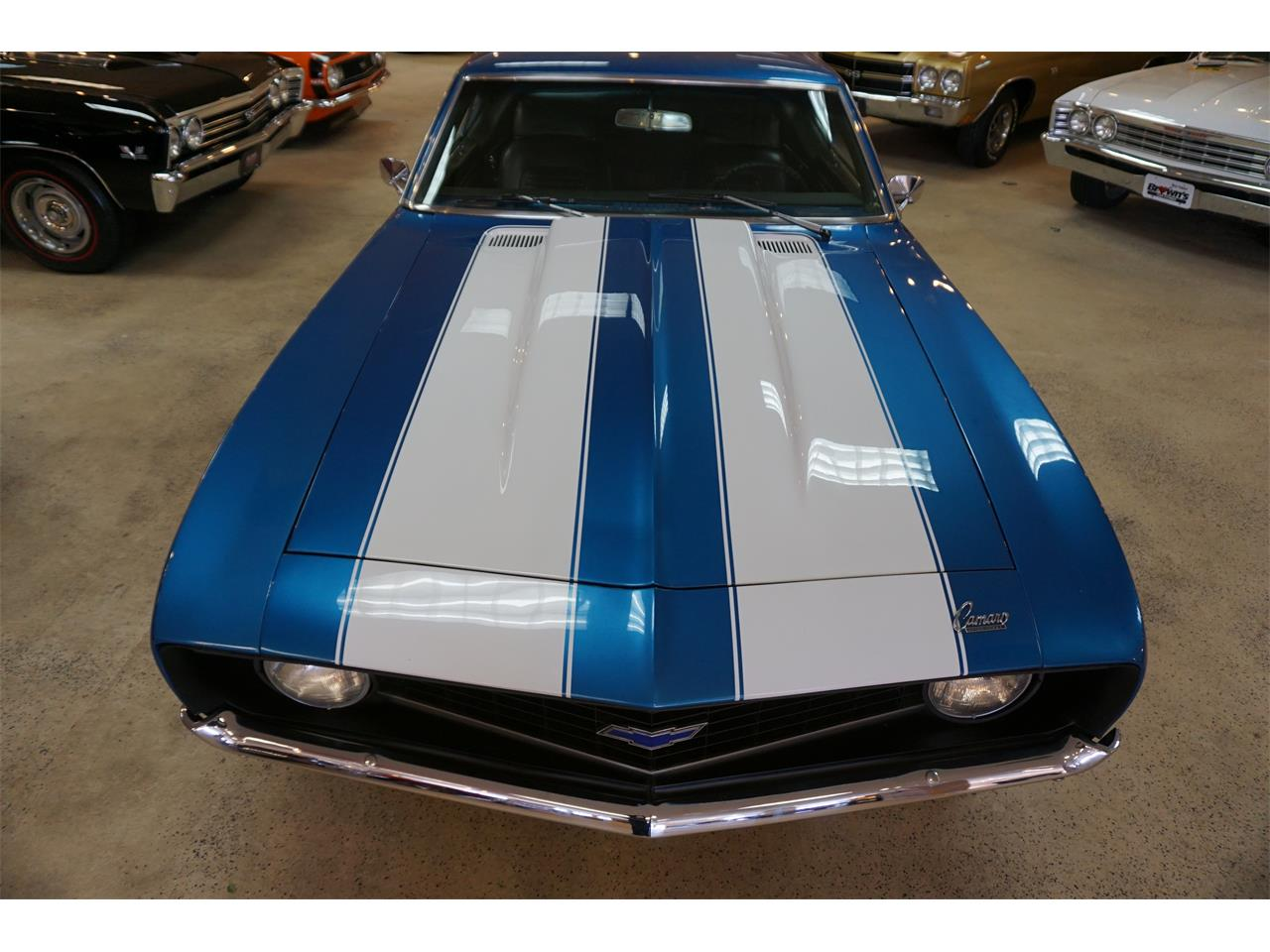 Large Picture of Classic 1969 Camaro - $32,900.00 Offered by Brown's Performance Motorcars - MZK8
