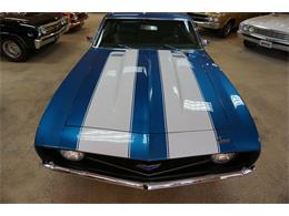 Picture of '69 Camaro located in Glen Burnie Maryland - $32,900.00 Offered by Brown's Performance Motorcars - MZK8